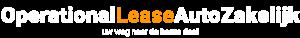 operational lease auto zakelijk